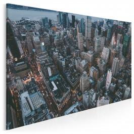 Centrum Nowego Jorku - fotografia na płótnie
