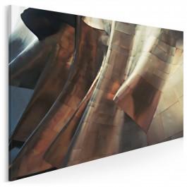Kunszt w metalu - fotografia na płótnie - 120x80 cm