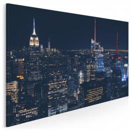 Nowojorski gwar - fotografia na płótnie - 120x80 cm