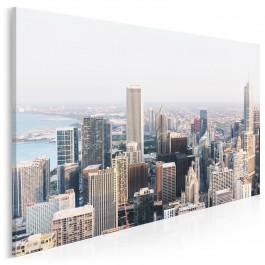 Widok na Chicago - fotografia na płótnie
