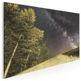 Miliony światów - fotoobraz do sypialni - 120x80 cm