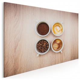 W miłym towarzystwie - fotoobraz do kuchni - 120x80 cm
