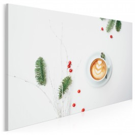 Poranny minimalizm - fotoobraz do kuchni - 120x80 cm