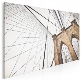 Wizytówka Nowego Jorku - fotoobraz do salonu