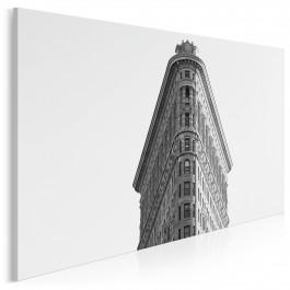 Flatiron building - NY - zdjęcie na płótnie - 120x80 cm