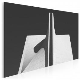 Idealna symetria - fotoobraz na płótnie - 120x80 cm