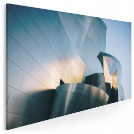 Walt Disney Concert Hall - fotoobraz do sypialni - 120x80 cm