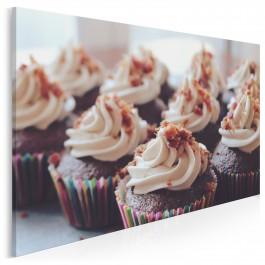 Muffinkowe love - fotoobraz do kuchni - 120x80 cm