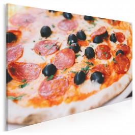 Włoskie impresje - fotoobraz do kuchni - 120x80 cm