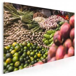 Smaki natury - fotoobraz do kuchni - 120x80 cm