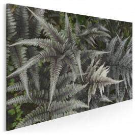 W dzikim ogrodzie - fotoobraz do sypialni - 120x80 cm