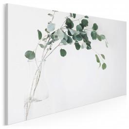 W harmonii z naturą - nowoczesny obraz na płótnie - 120x80 cm