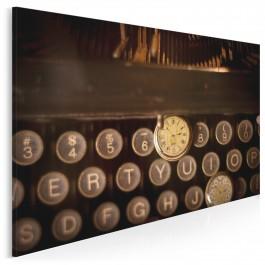 Twórcze natchnienie - nowoczesny obraz na płótnie - 120x80 cm