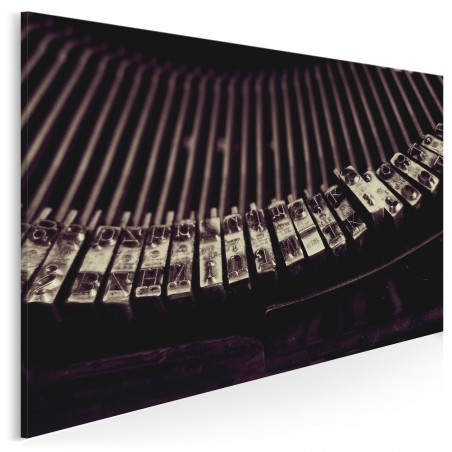 Wachlarz słów - fotoobraz do salonu - 120x80 cm