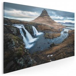 Na krańcu świata - fotoobraz do salonu - 120x80 cm