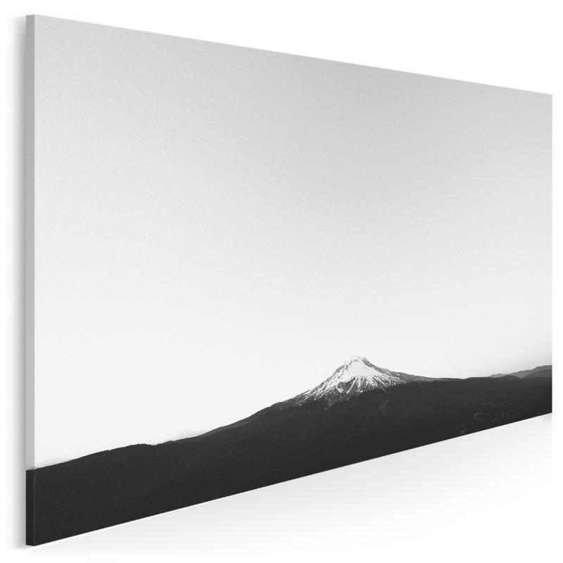 Górska samotnia - fotoobraz na płótnie - 120x80 cm