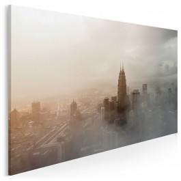 Drapacz chmur - fotoobraz do salonu - 120x80 cm