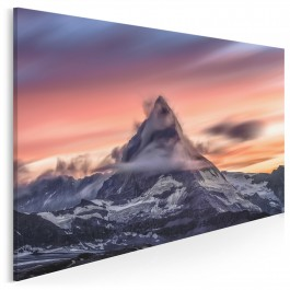 Ostoja samotności - zdjęcie na płótnie - 120x80 cm