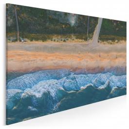 Wyspa tajemnic - fotoobraz do salonu - 120x80 cm