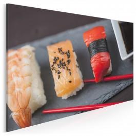 Ale mnie sushi - fotoobraz do kuchni - 120x80 cm