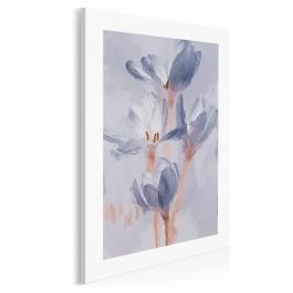 Delikatność natury - nowoczesny obraz na płótnie - 50x70 cm