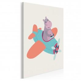 Awiator Filip - nowoczesny obraz na płótnie