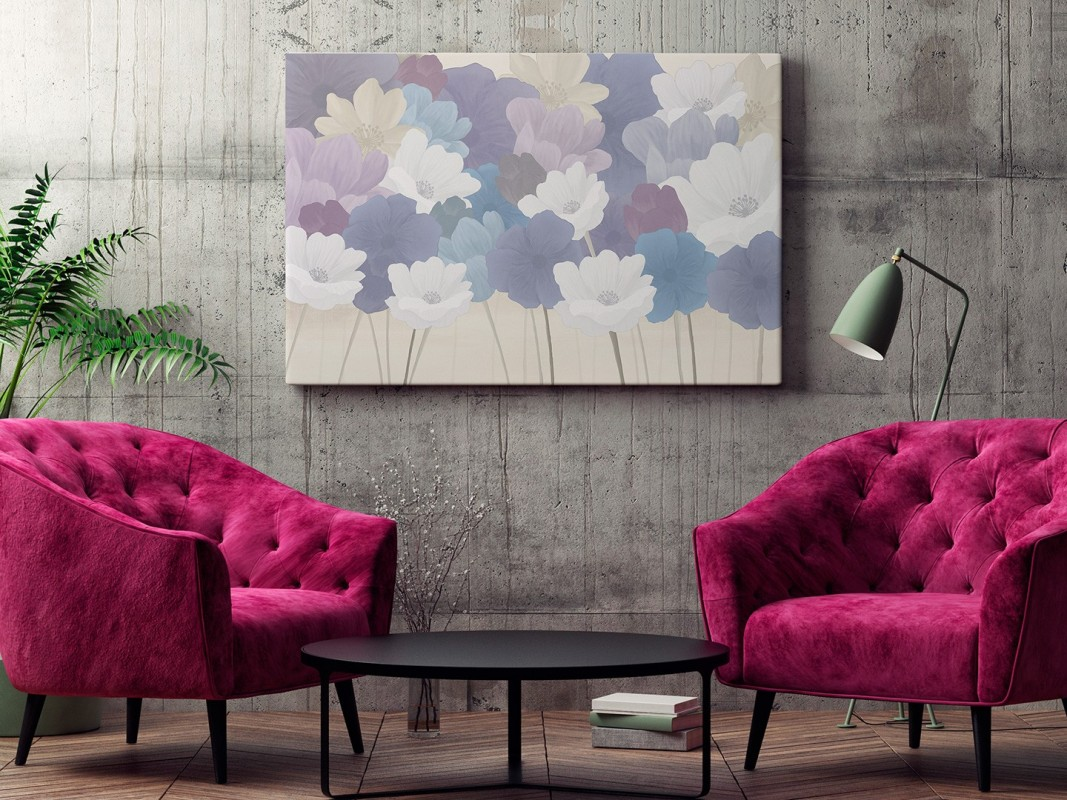 Perły kobiecości - nowoczesny obraz do sypialni - 120x80 cm