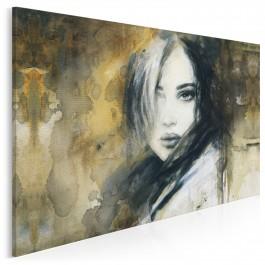 Narodziny piękna - nowoczesny obraz na płótnie - 120x80 cm