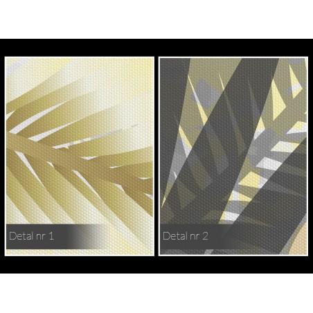 Bora-Bora - nowoczesny obraz na płótnie - 120x80 cm