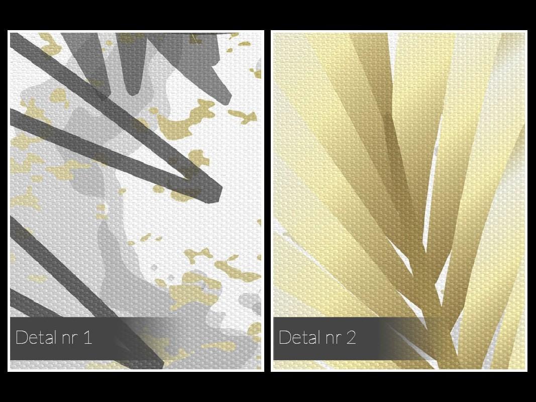 Moorea - nowoczesny obraz na płótnie - 120x80 cm