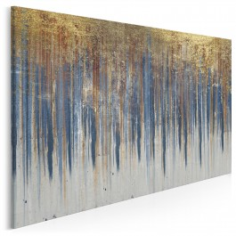 Bajońska fortuna - nowoczesny obraz do sypialni - 120x80 cm
