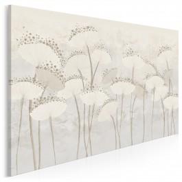 Małe tęsknoty - nowoczesny obraz na płótnie - 120x80 cm