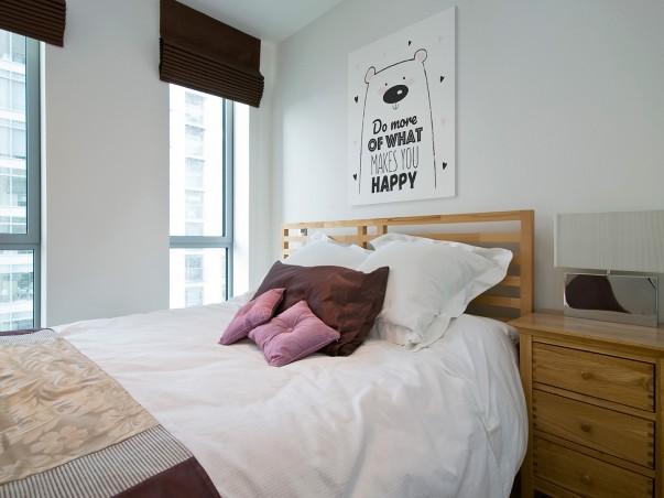 Do more of what makes you happy - nowoczesny obraz na płótnie - 50x70 cm