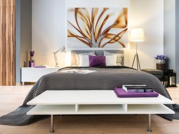 Katalizator zmian - nowoczesny obraz do sypialni