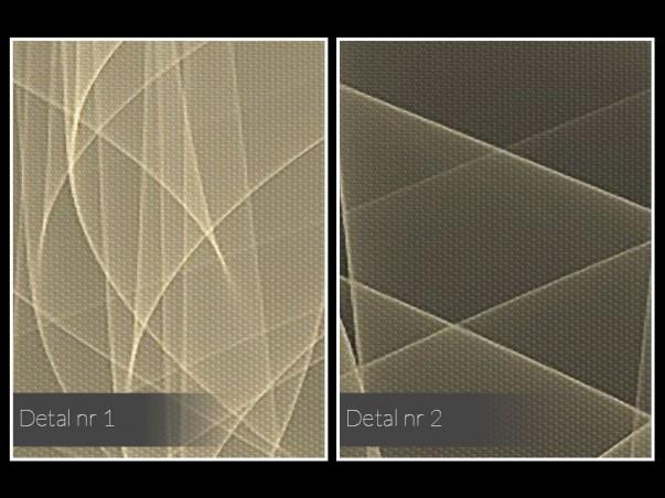Odrealnienie - nowoczesny obraz na płótnie - 120x80 cm