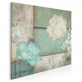 Składniki serdeczności - nowoczesny obraz do salonu - 80x80 cm
