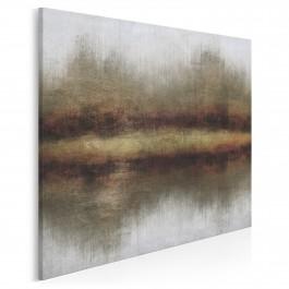 Delta - nowoczesny obraz na płótnie - w kwadracie