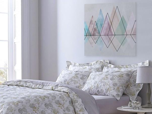 Diamentowy szlak - nowoczesny obraz na płótnie - 80x80 cm