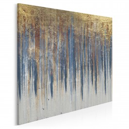 Bajońska fortuna - nowoczesny obraz do sypialni - 80x80 cm