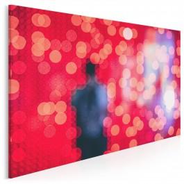 Wyjście z mroku - fotoobraz do sypialni - 120x80 cm