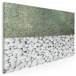 Geologiczny przekrój - fotoobraz na płótnie - 120x80 cm