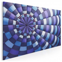 Asekuracja - fotoobraz do salonu - 120x80 cm
