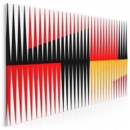 Tryktrak - fotoobraz do sypialni - 120x80 cm