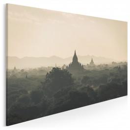 Malownicze Bagan - zdjęcie na płótnie