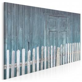 Podejdź no do płota - nowoczesny obraz na płótnie - 120x80 cm