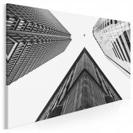 Synchronizacja - fotoobraz do sypialni - 120x80 cm