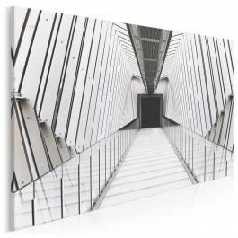 Tunel reinkarnacji - fotoobraz do salonu - 120x80 cm