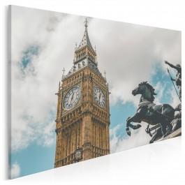 Big Ben - fotografia na płótnie