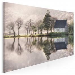 Spokój w Avonlea - fotoobraz do salonu - 120x80 cm