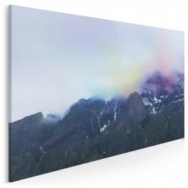Szczyt pragnień - fotoobraz do salonu - 120x80 cm